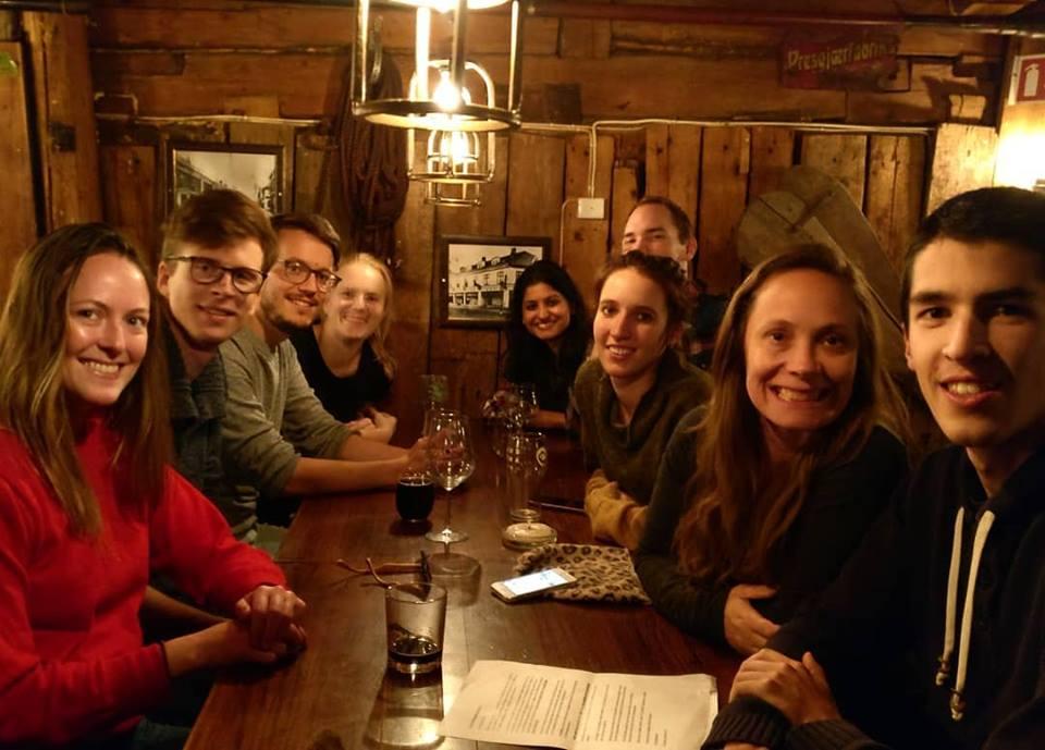 Friends in Trondheim