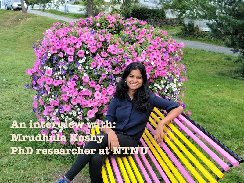 Interview Mrudhula Koshy Stories of Trondheim