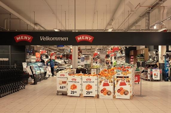 Meny Trondheim