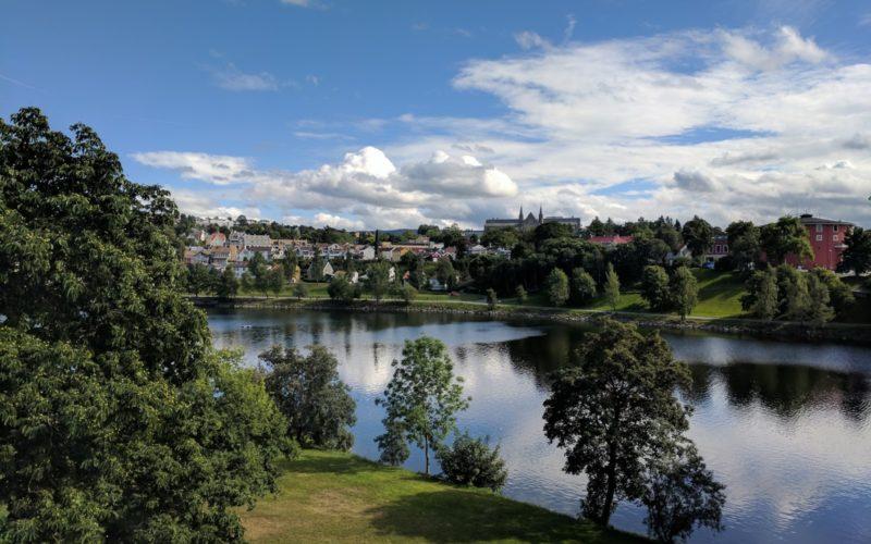 Nature in Trondheim